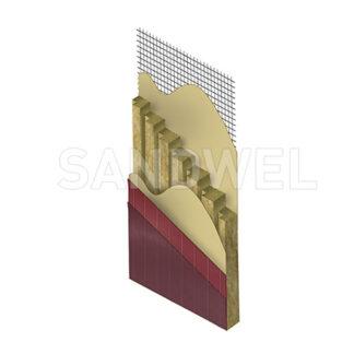 Фасадные вентилируемые панели